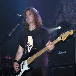 Poczatuj z basistą Megadeth