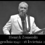 Zmarł Henryk Zomerski z grupy Czerwone Gitary