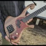 Les Claypool przekazał gitarę basową na aukcję charytatywną