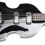 Limited Edition Black Violin Bass