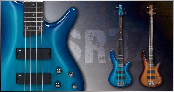 Gitara basowa IBANEZ SR370