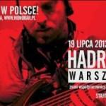 Warsztaty basowe z Hadrien Feraud w warszawskim Mono Barze