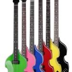 Violin Bass Höfnera w nowych kolorach