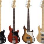Zupełnie nowa konstrukcja Fender Dimension Bass