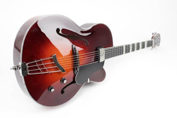 Hofner New President Gold Label