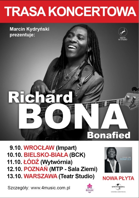 richard bona 2013