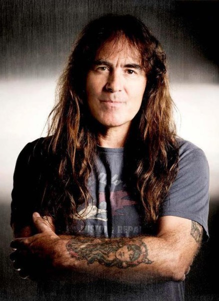 steve harris iron maiden