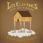 Les Claypool wyda płytę Duo De Twang