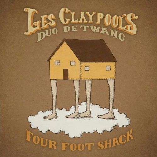 les claypool duo de twang four foot shack