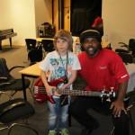 10-letni basista Kamil Pyrek
