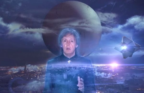 Paul McCartney Hope For The Future