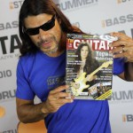 Rob Trujillo o pracy w Metallice