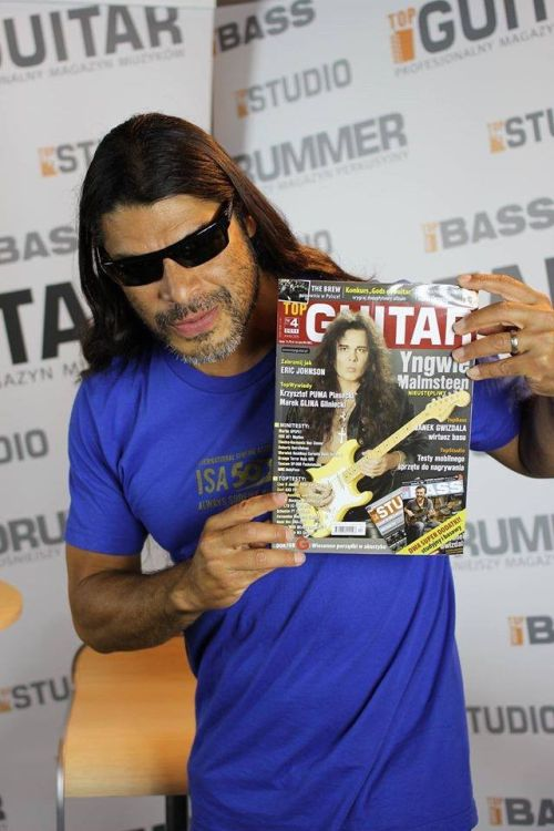 rob trujillo metallica