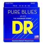 DR Pure Blues – nowe struny basowe