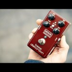 Efekt MXR Bass Distortion