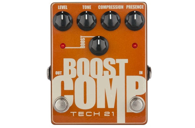 Tech 21 Boost Comp