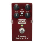 Videorecenzja efektu MXR M85 Bass Distortion