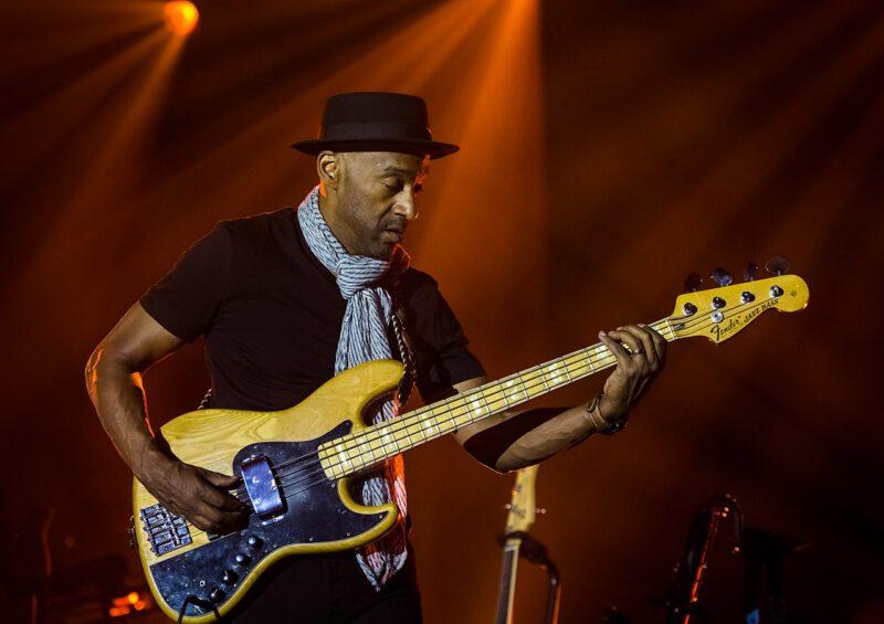 Marcus Miller - Leverkusener Jazztage 2017