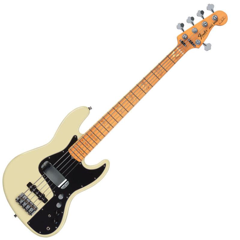 Fender JazzBass MM Signature