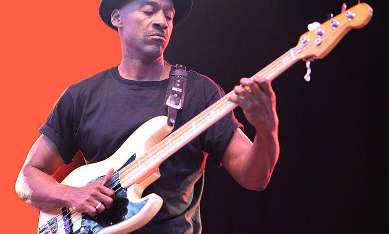 Marcus Miller at Stockholm Jazz Fest 2009