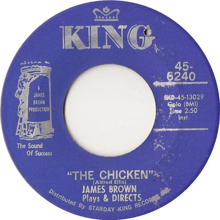 """Pee Wee Ellis """"The Chicken"""""""