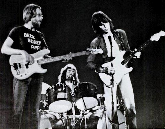 Beck, Bogert & Appice (1973), fot. Wikipedia na licencji CC