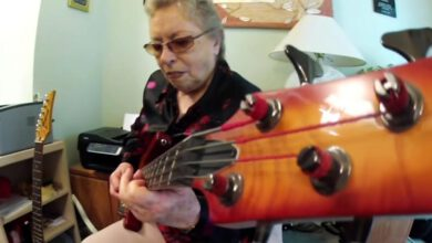 Carol Kaye, fot. youtube