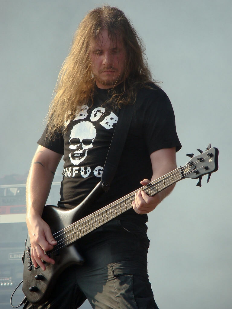 Dick Lövgren, fot. Wikipedia na licencji CC