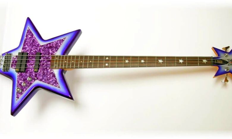 Warwick Bootsy Collins Space Bass