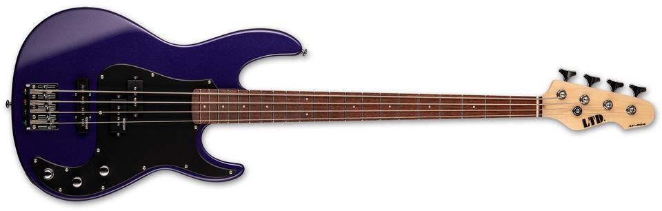 LTD AP-204 Dark Metallic Purple