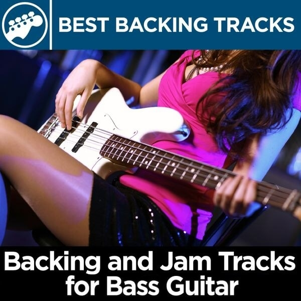 Bass backing track